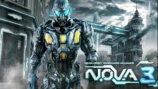 N.O.V.A. 3 Part 26 - Locate The Reactor Core
