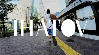 "New clothes brand "" IHATOV "" Promotion Video FPV DRONE Cinewhoop Gopro HERO 7"