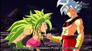 Goku MOSTRA A Verdadeira Transformação De Um Deus Da Destruição Contra Caule! (EPISODIO 09 COMPLETO)
