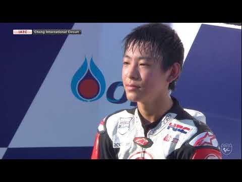 Race 2: Full Race  | Round 4:  Chang International Circuit | 2019 Idemitsu Asia Talent Cup