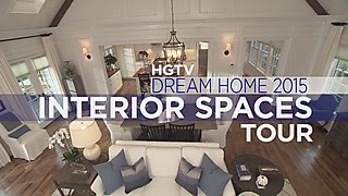 HGTV Dream Home 2015: Inside HGTV Dream Home 2015