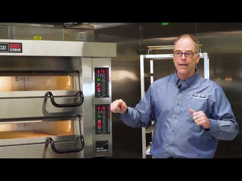 PizzaMaster Electric Deck Ovens