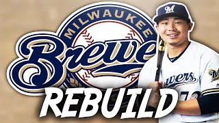 MILWAUKEE BREWERS REBUILD!! MLB The Show 20 Franchise
