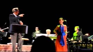 Franco Battiato - Fogh in Nakhal (Teatro Metropolitan di Catania) 27-05-2014