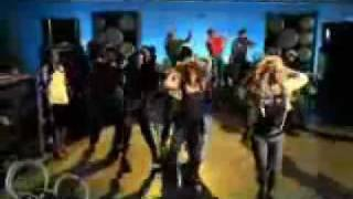 cheetah girls, the - fuego [music video][hq][spanish
