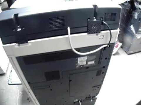 Copiadora impresora Konica MInolta bizhub284e Seminueva inv.9865