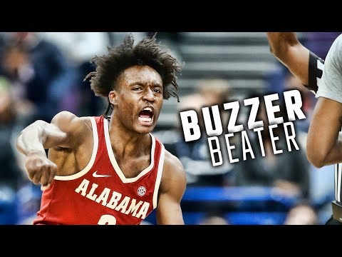 Watch Collin Sexton's game-winning buzzer beater for Alabama over Texas A&M