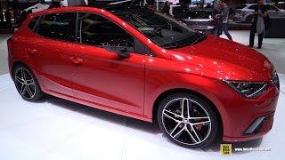 2018 SEAT Ibiza FR - 1.5 TSI (150 PS) - Desire Red - Exterior ...