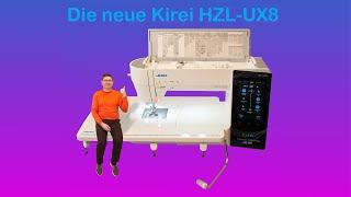 Die neue JUKI Computernähmaschine Kirei HZL-UX8   | JUKI | STYLE YOUR LIFE-SCHOOL