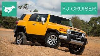 2016 Toyota FJ Cruiser Review