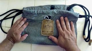 Product Review: Loctote Security Bag - A Must For Travel