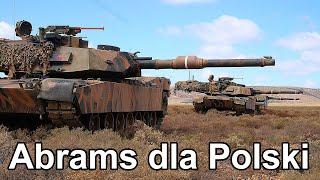 Abrams dla Polski