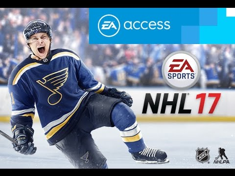 PSA (Xbox One): NHL 17 now in the EA Access Vault!