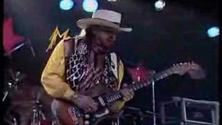 Steve Ray Vaughan-Scuttle Buttin