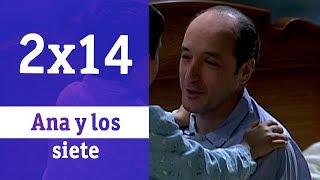 Ana y los siete: 2x014 - Problemas afectivos | RTVE Series