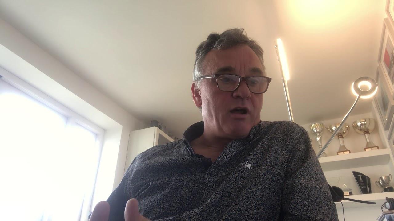 Commodore Andy Partington - 2 April 2020