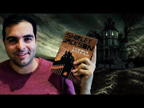 A Assombração da Casa da Colina - Shirley Jackson | Lidos e Curtidos