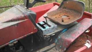Dynamark Tractor Find & Walk Around