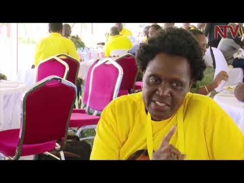 ZUNGULU: Ababaka ba NRM baakyekoze e Kyankwanzi
