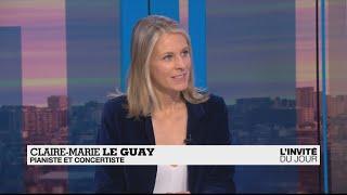 Claire-Marie Le Guay :
