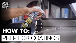 How To Prep Your Paint For Fresh Coatings!