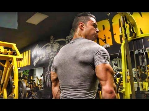 Balancer les muscles sur landroïde