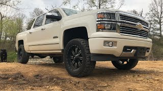 Common Problems with Chevy Silverado Sierra Trucks (2014)