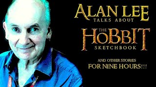 10 HOURS Of ALAN LEE Talking About THE HOBBIT (Unintentional ASMR)