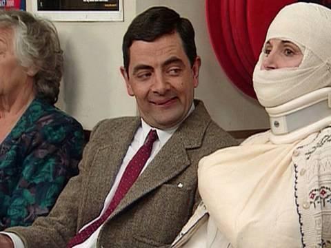 Mr. Bean y Su Visita Al Hospital