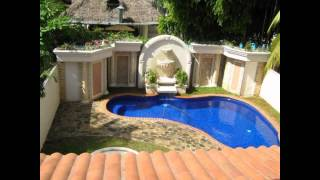 Inground Swimming Pool Designs for Small Backyards Underground Pools Ideas