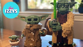 Our LEGO Yoda Family: COMPLETE!