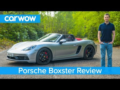 Porsche Boxster 2020 in-depth review | carwow Reviews