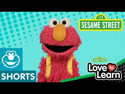 Sesame Street: Elmo's Getting Ready for School