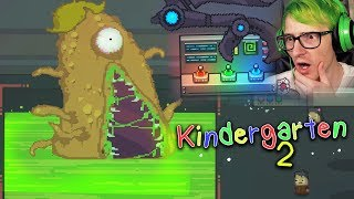This was Under the SCHOOL!? | Kindergarten 2 Ending
