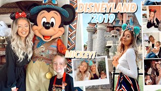 SURPRISE! We went to DISNEYLAND and THIS is what happened...