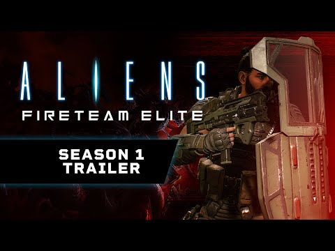 Aliens: Fireteam Elite Season 1 Update Now Live