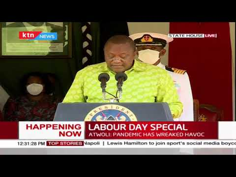 All bars in Kenya are to operate until 7 PM