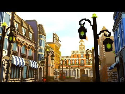 Lego City Minecraft DOWNLOAD Minecraft Project