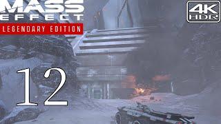 Mass Effect Legendary Edition  Walkthrough Gameplay and Mods pt12  Peak 15 4K 60FPS HDR Insanity