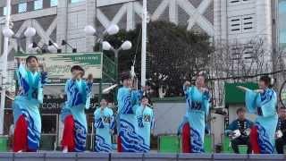 牛深ハイヤ祭り/メインゲート前広場/ふるさと祭り東京2014/東京ドームシティ