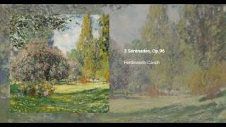 3 Sérénades, Op. 96