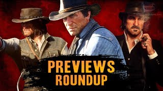 Red Dead Redemption 2 - Everything We Know About the Game [Previews & New Screens]