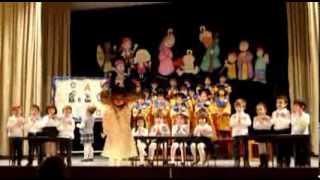 Aleluya con la a. Infantil 4 y 5 años: Navidad 2013