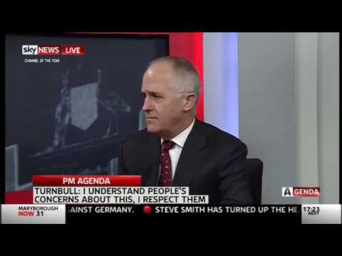 Malcolm Turnbull Is Telling People How To Get Around Metadata Retention