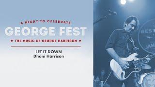 George Fest - Let It Down [Official Live Video]