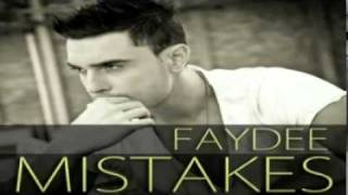 Faydee - Mistakes [Lyrics] (NEW 2011 RNB)