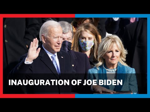 U.S. Transition | Joe Biden sworn in as President of United States, taking over from Donald Trump