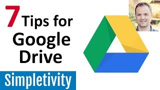 7 Tips To Get More Out Of Google Drive (Jamie Keet Tutorial)