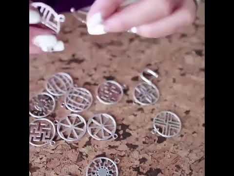 Китайские талисманы из ниток своими руками