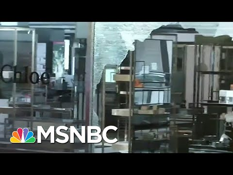 Lightfoot Tells Looters 'We Are Coming For You' After Night Of Violent Protests | Katy Tur | MSNBC